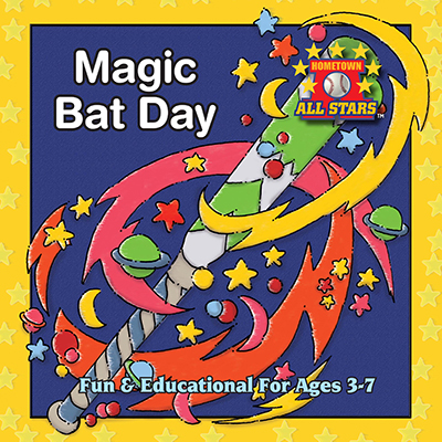 Magic Bat Day Kindle Edition Hometown All Stars