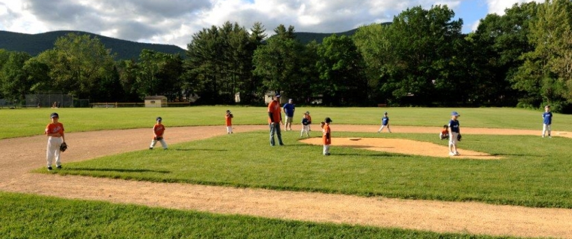Getting the Team Together for T-Ball