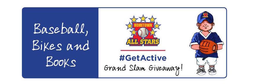 It's Time for our Grand Slam Giveaway