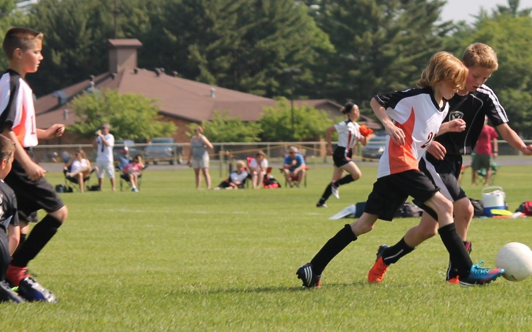 The Importance of Kids Participating in Sports