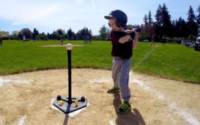 Surviving Tee Ball Season: Tips for the First-Time Parent